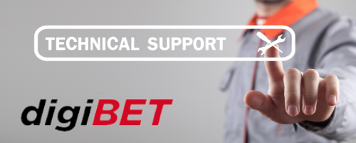Accessible Customer Support - Digibet Casino