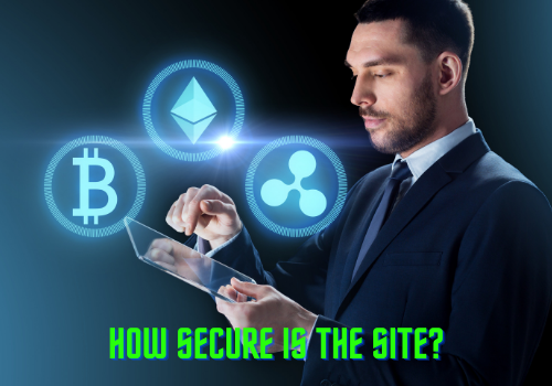 How secure is the site - Best Online Cryptocurrency
