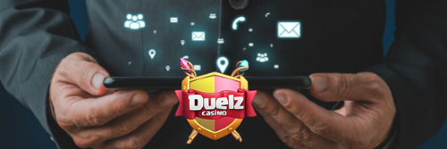 Accessible Customer Support - Duelz Casino