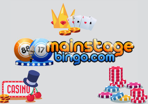 Full Selection of Casino Games and Software Providers - Mainstage Bingo Casino